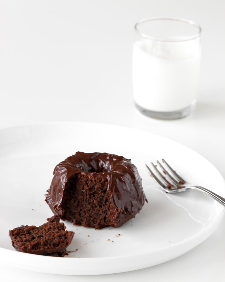 dark chocolate cake recipe with ganache