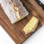 lemon poppy seed loaf cake recipe