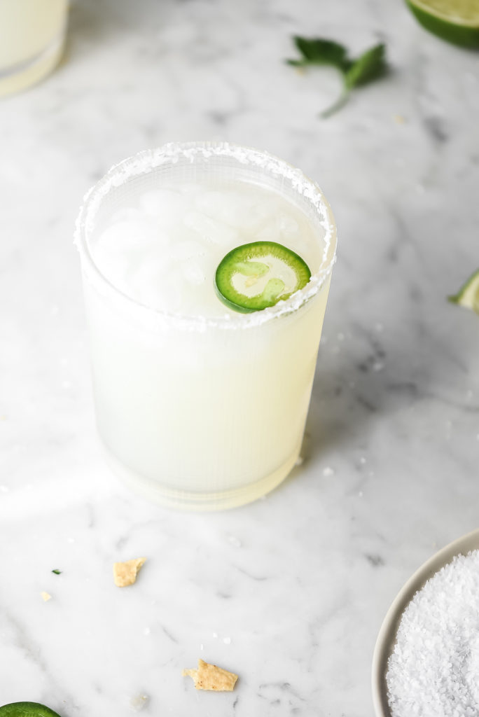 jalapeno cilantro margarita recipe