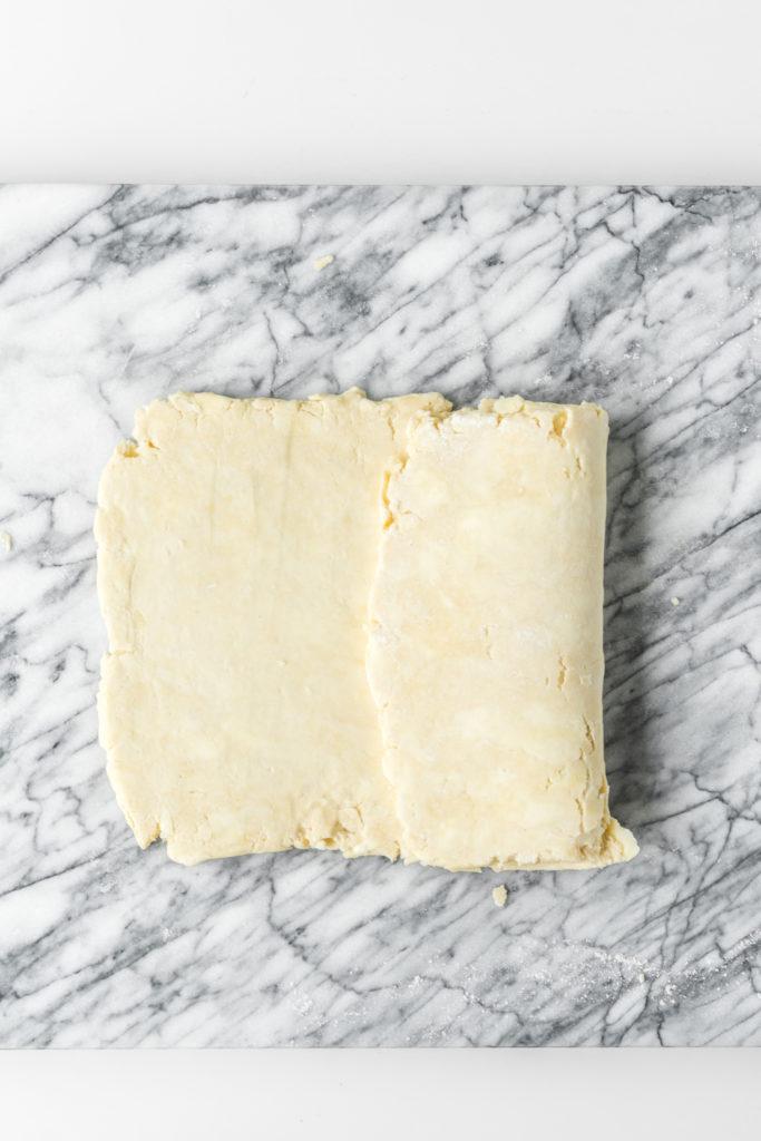 flaky pastry 2 for mixed mushroom tart recipe