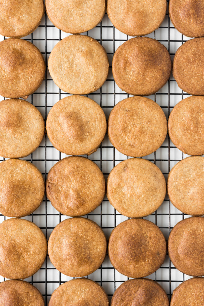 speculaas marshmallow cookie recipe