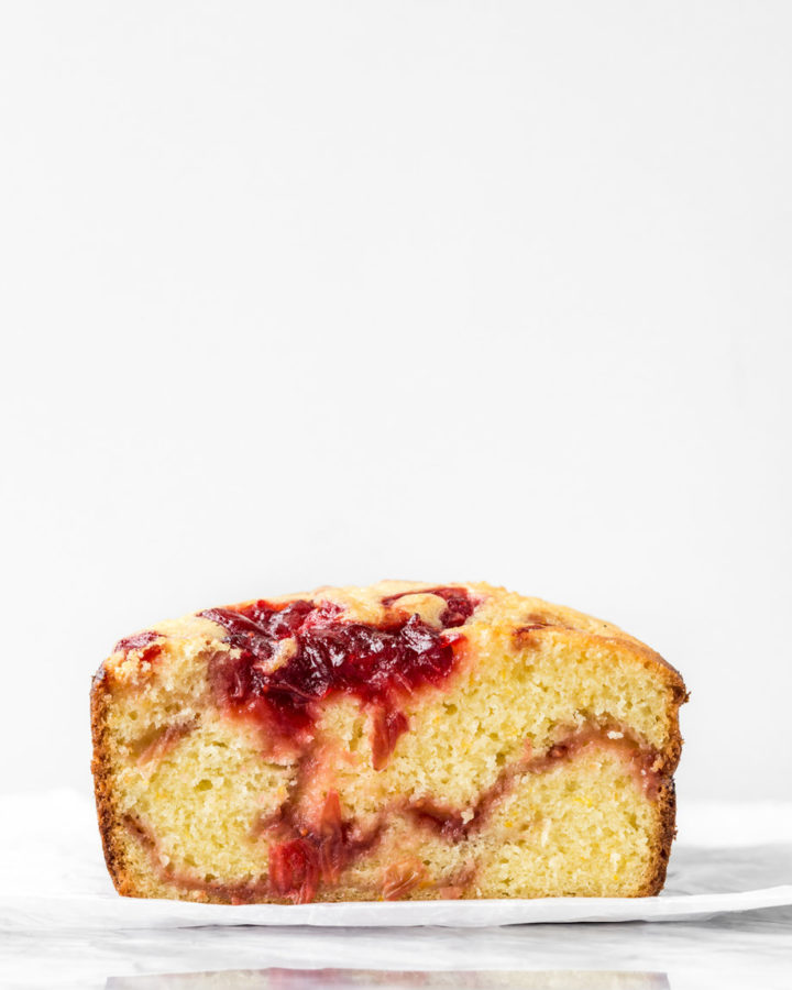 cranberry pound cake recipe-- withspice seasonal food blog