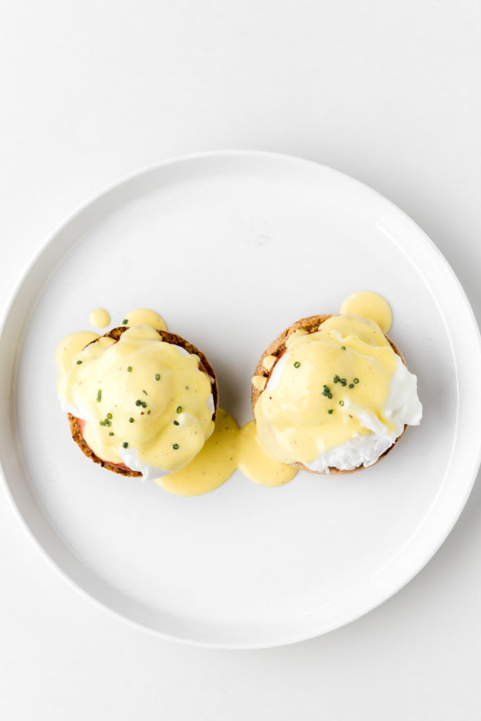 easy hollandaise sauce recipe brunch-- withspice seasonal food blog