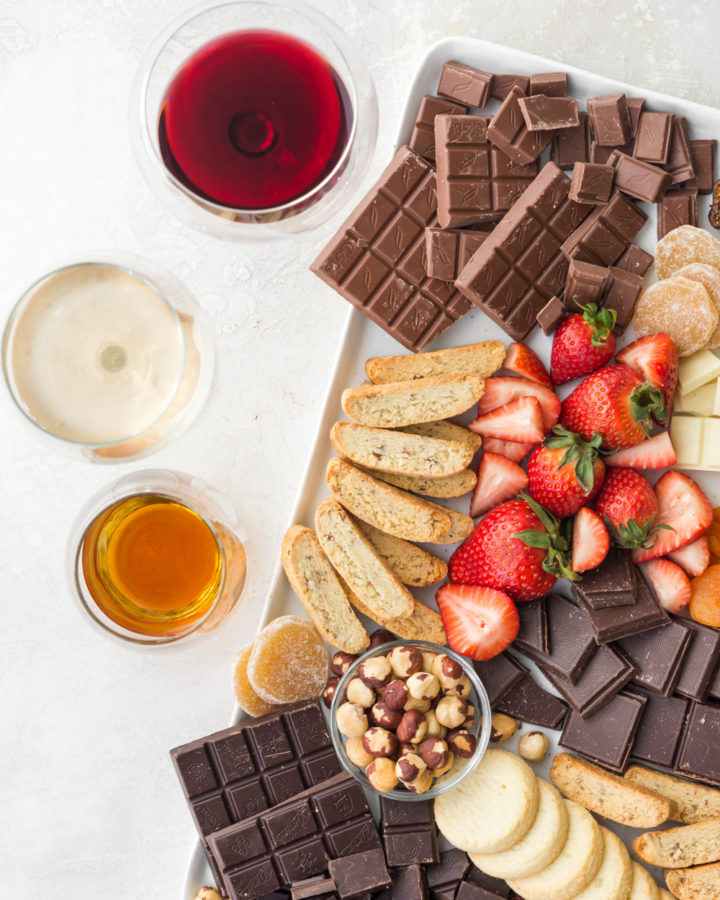 how to pair chocolate and wine-- withspice food blog