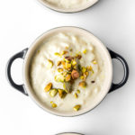 how to make vanilla cardamom stove top rice pudding