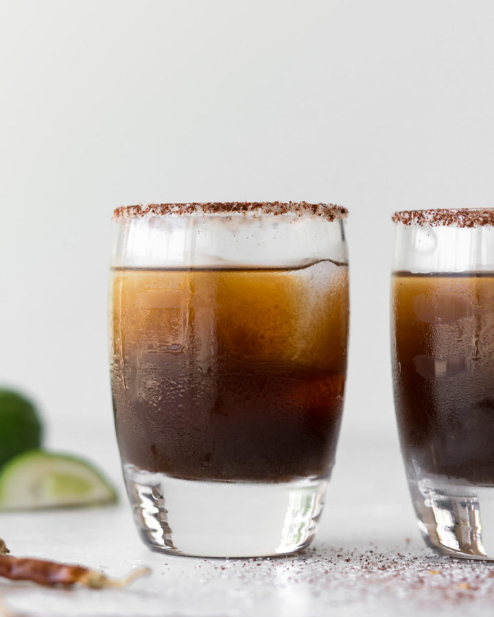 spiced tamarind margarita recipe-- withspice seasonal food blog
