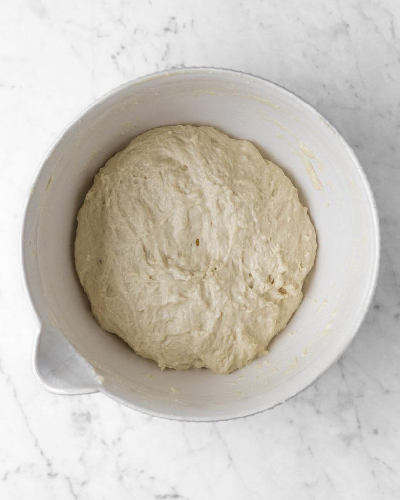how to make artisan bread dough