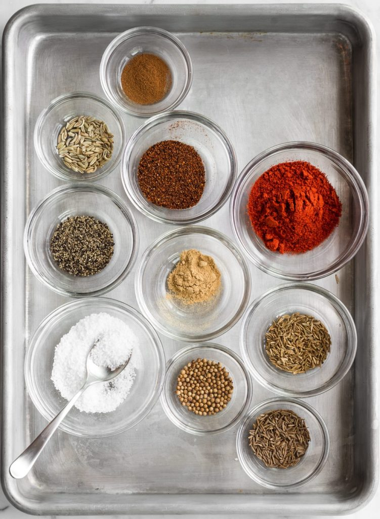 how to make your own harissa spice blend