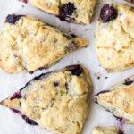 summer blackberry cornmeal scone recipe-- withspice seasonal food blog