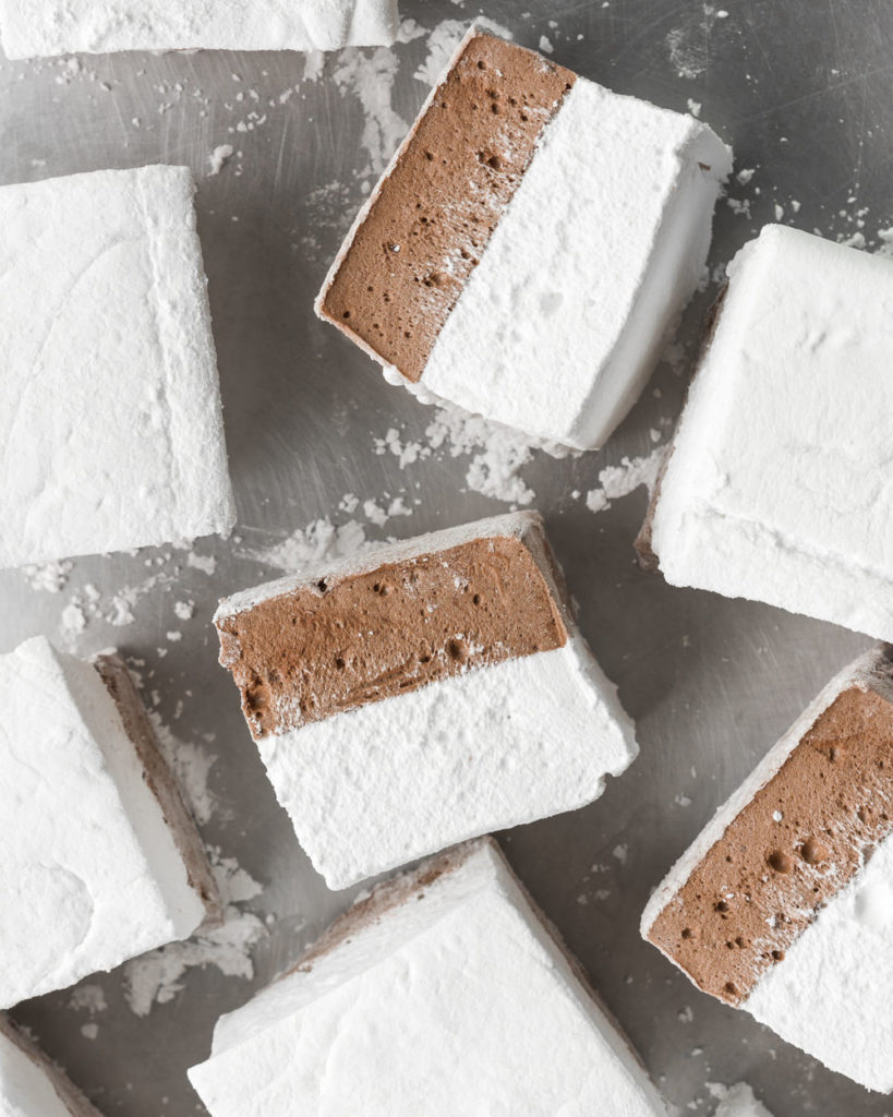 how to make homemade mocha almond marshmallow