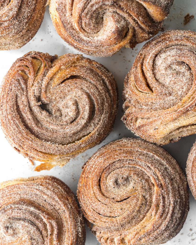 how to make chai spiced breakfast buns
