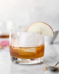 applejack brandy old fashioned-- withspice seasonal food blog