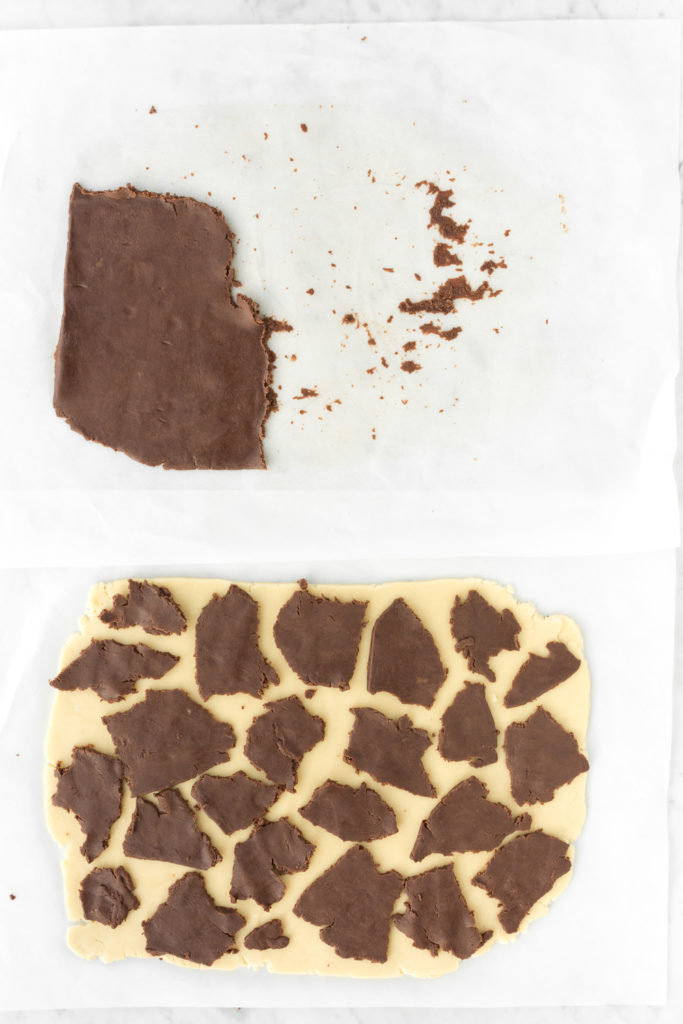 how to make marbled cookies2