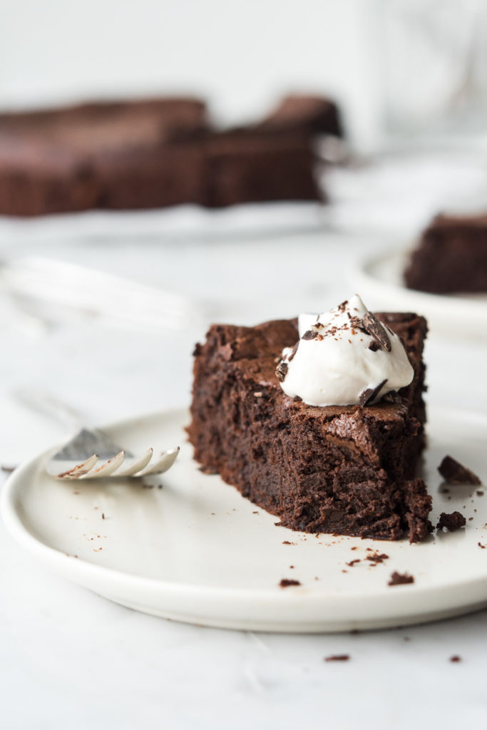 chocolate espresso souffle cake-- withspice seasonal food blog