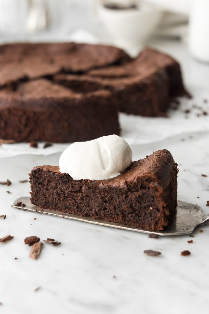 flourless chocolate espresso cake recipe