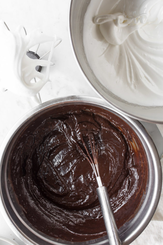 how to make chocolate espresso cake