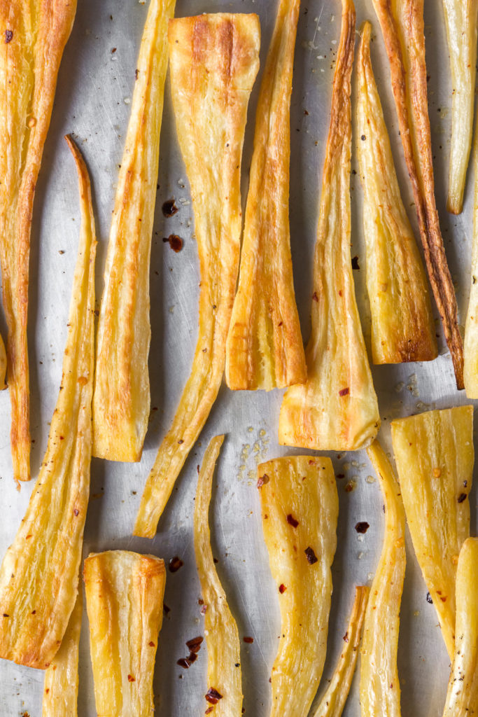 roasted parsnip recipe