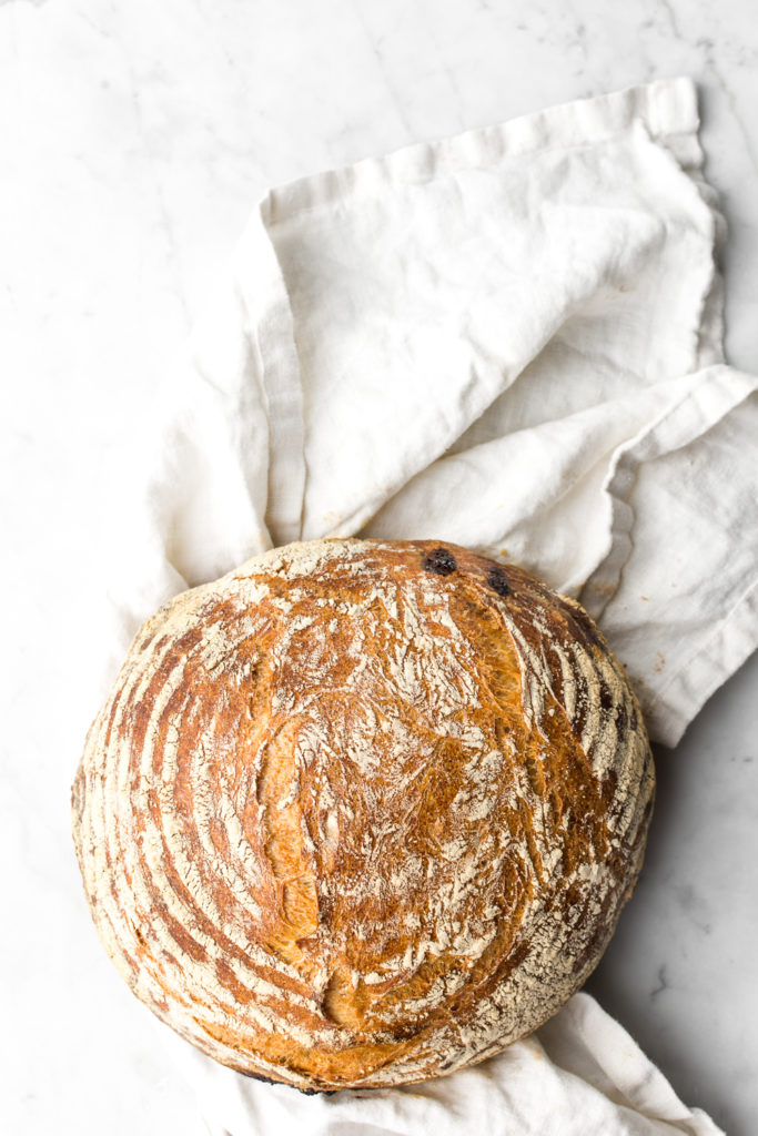 how to make artisan bread-- what's the purpose of a preferment