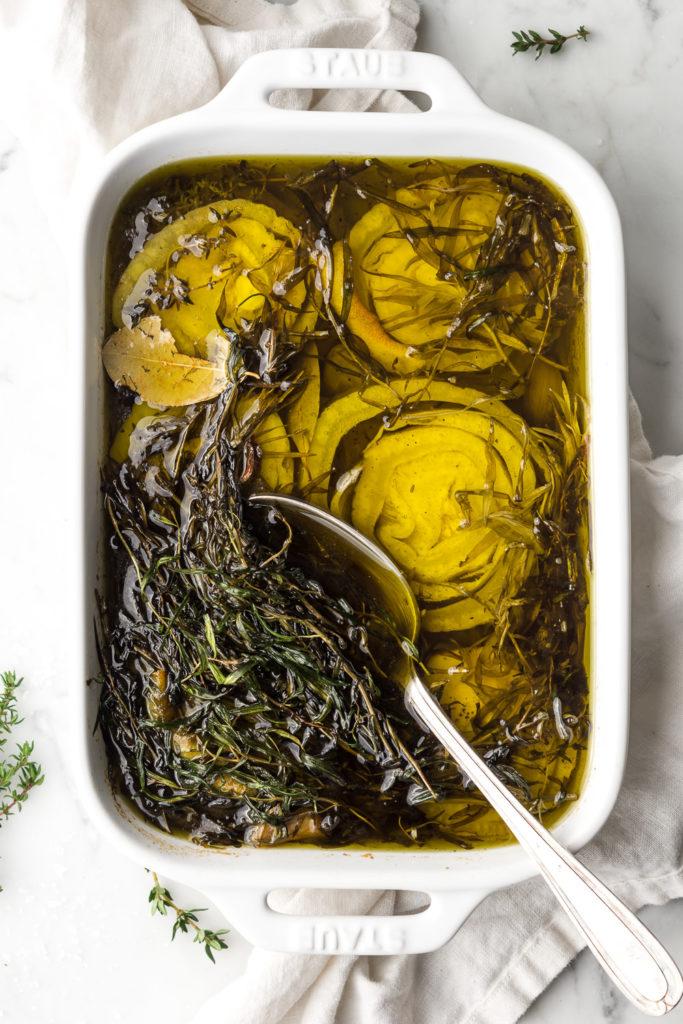 fennel confit recipe