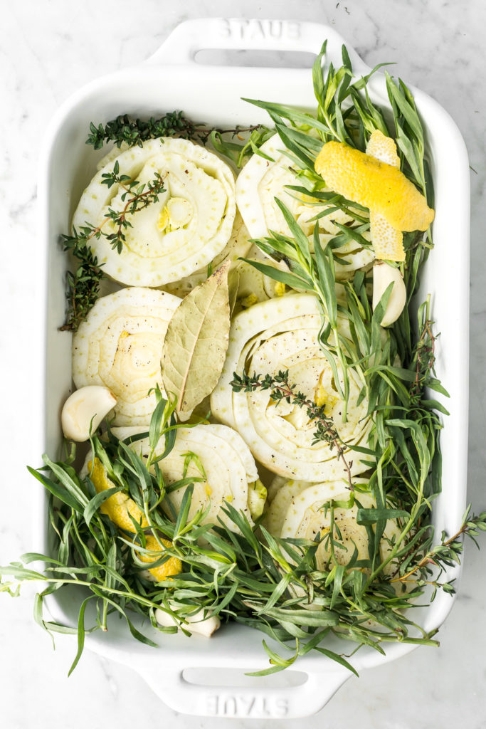 fennel confit side dish recipe