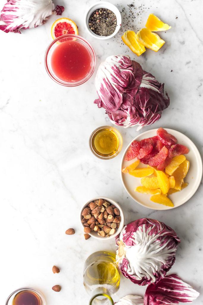 winter salad ingredients