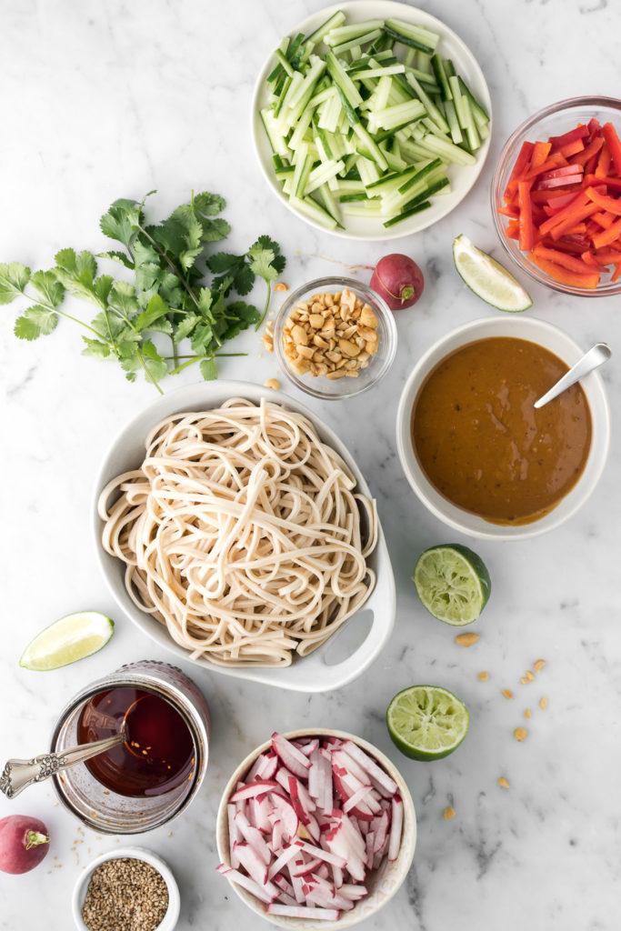 spicy sesame noodle recipe
