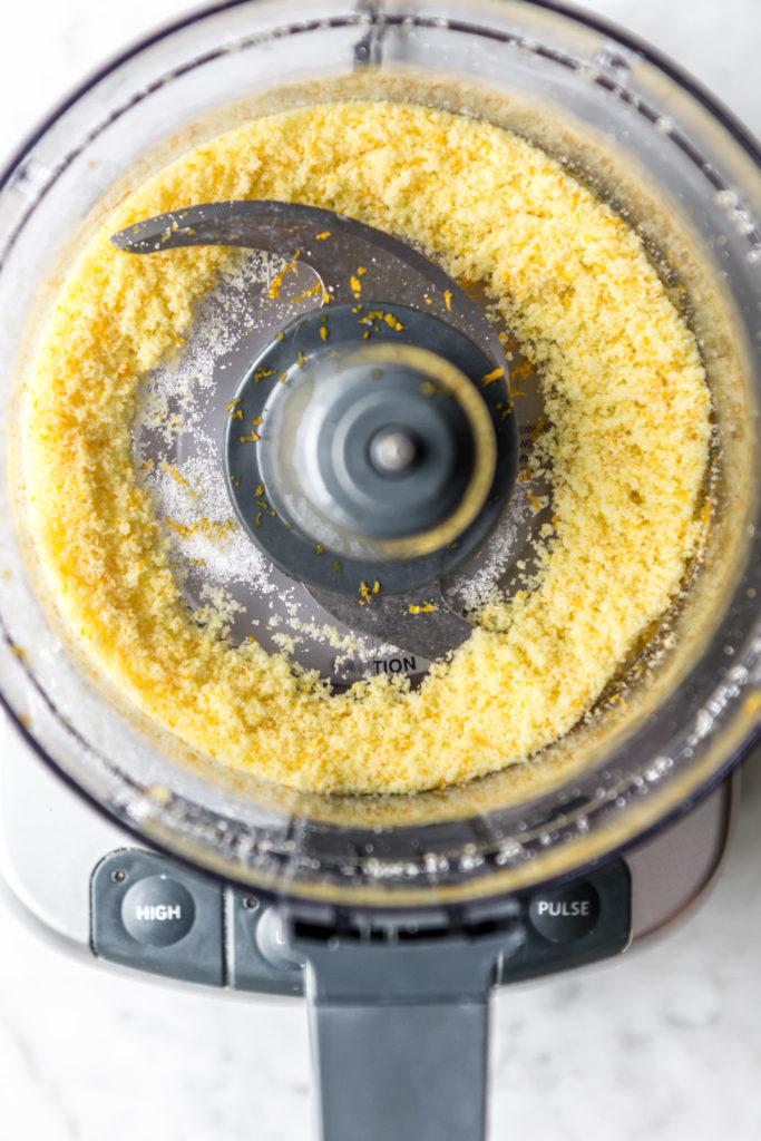 pistachio cinnamon sugar filling
