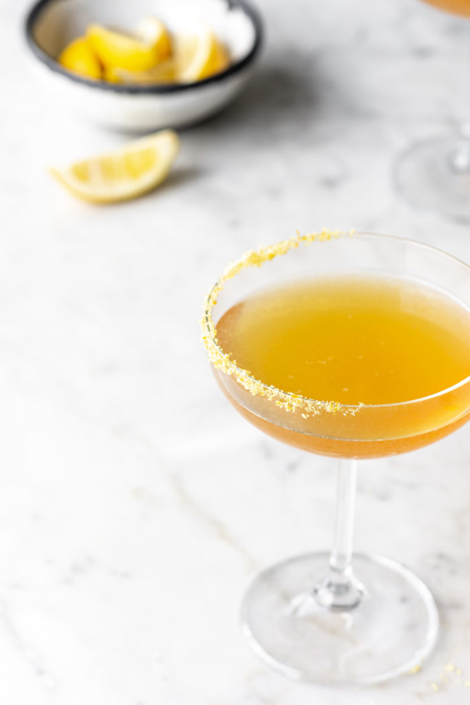 maple bourbon sidecar recipe