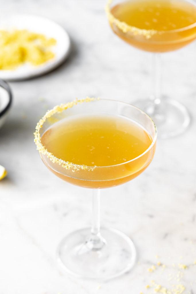 maple whiskey sidecar recipe