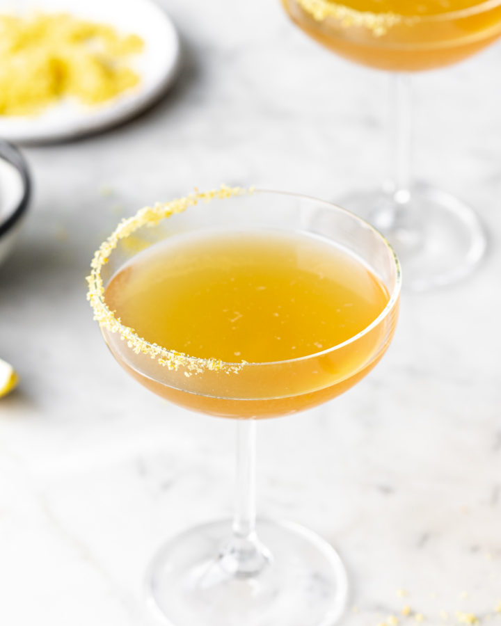 maple whiskey sidecar recipe