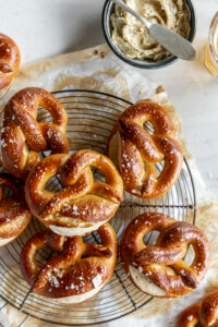 german pretzel recipe