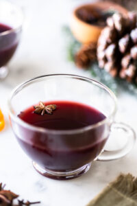how to make vin chaud (french mulled wine)